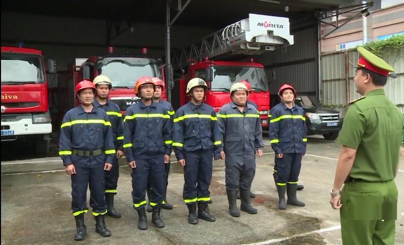 Cảnh sát phòng cháy chữa cháy TP.Hồ Chí Mình tích hợp công nghệ gì thời 4.0