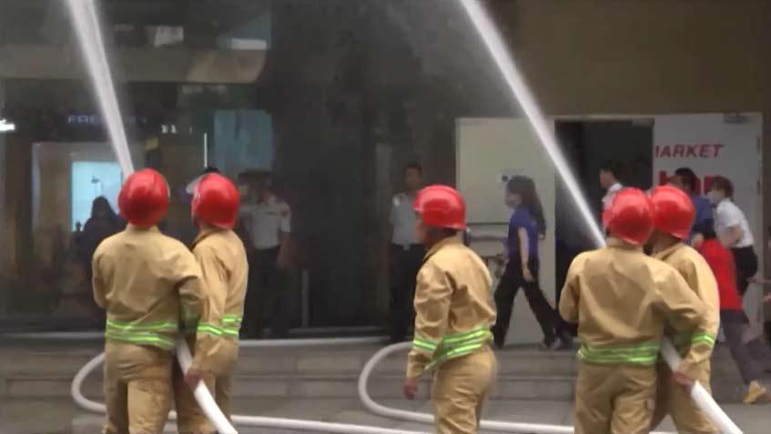 Đảm bảo an toàn phòng cháy chữa cháy cho các sự kiện chính trị