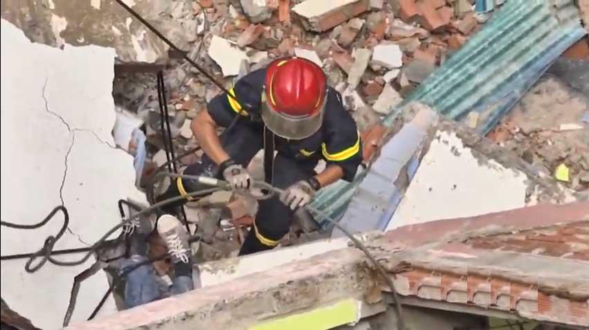 Lực lượng PCCC – CATP trên mặt trận cứu nạn cứu hộ