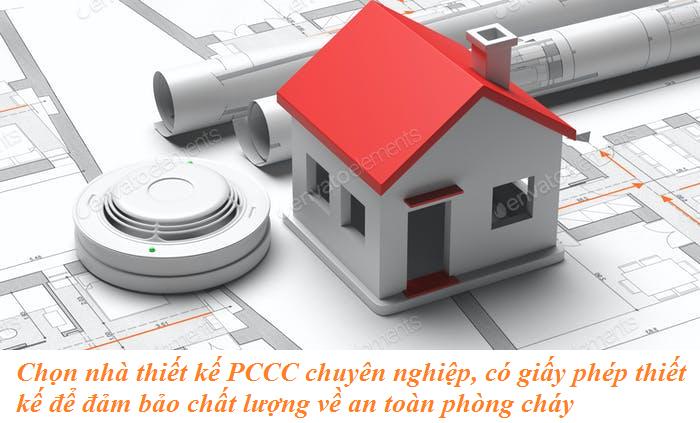 PCCC gia phú chuyên thiết kế PCCC chuyên nghiệp