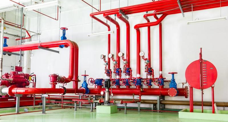 Hệ thống cung cấp nước chữa cháy nhà cao tầng